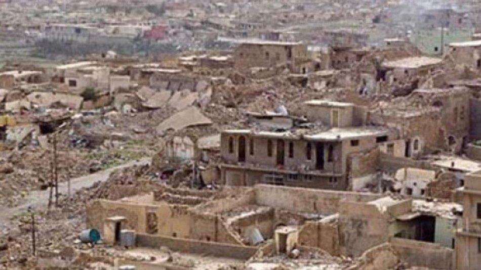 Irak Şengal